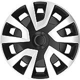 Autostyle Revo-Van - Juego de Cubiertas para Ruedas, Color Negro (esferical)