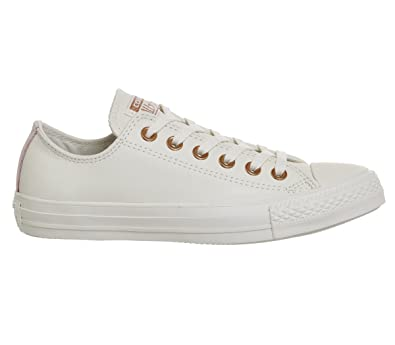 3f946a2848d94e Converse Unisex Kids  Chuck Taylor CTAS Ox Low-Top Sneakers ...