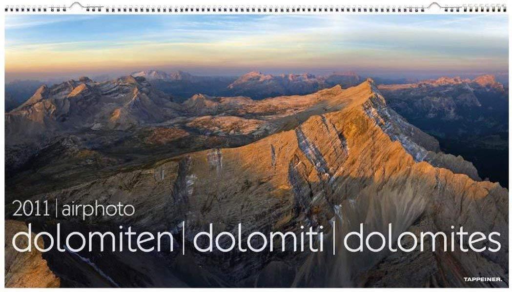 Dolomiten 2011 - Wandkalender