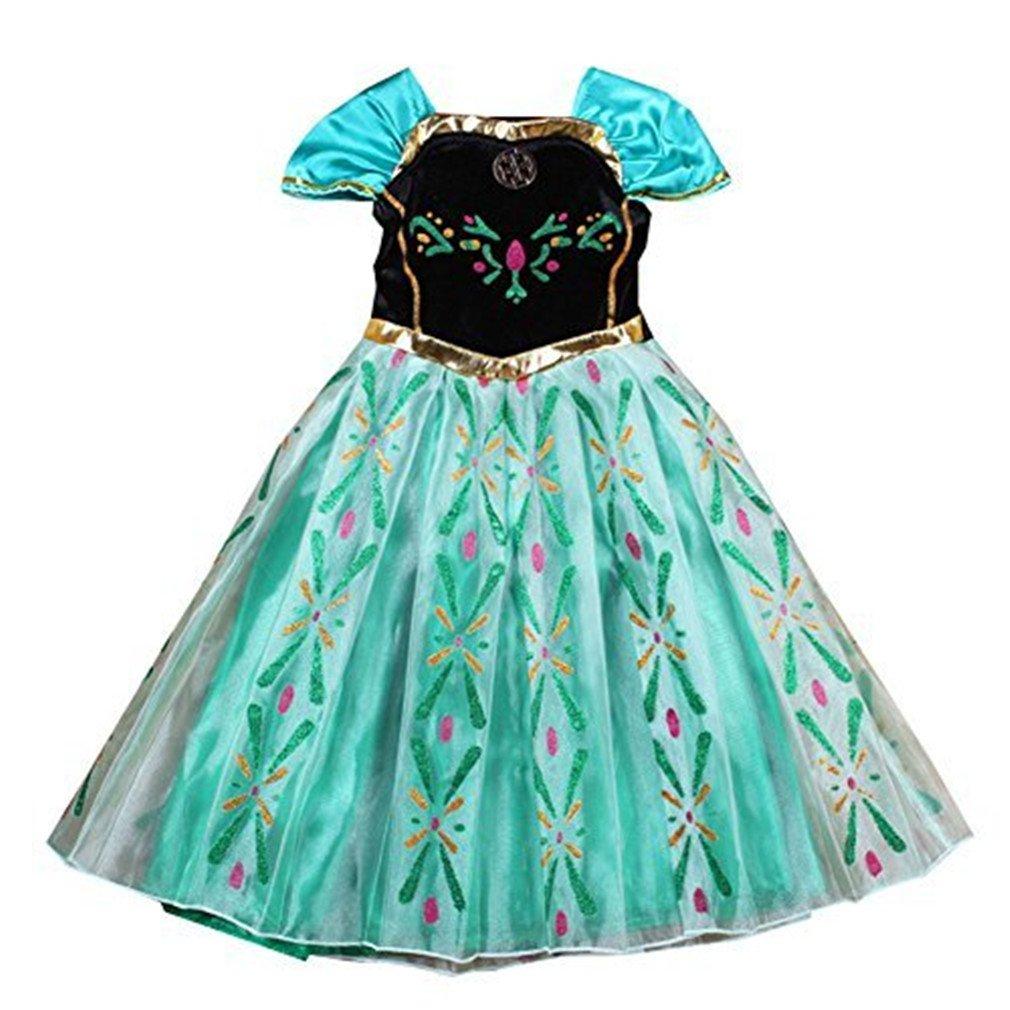 Moin 2015 Hot sale Vestido para Niñas Fiesta Dulce de Princesa hermosa: Amazon.es: Juguetes y juegos