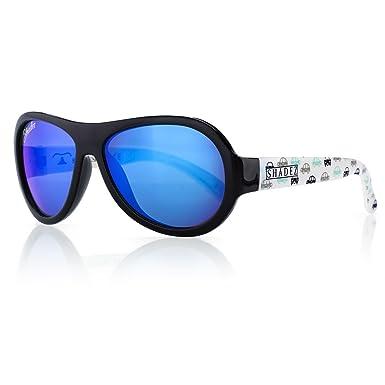 77d386cd10 Amazon.com  SHADEZ Kids Flex Frame Designer Aviator Sunglasses 100% UV  Protection for Baby