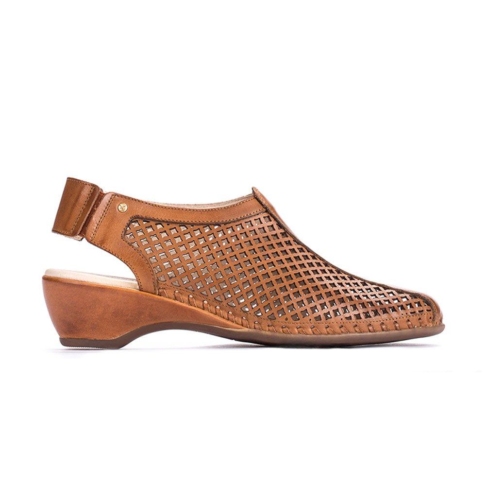 Pikolinos Womens Romana Sandal Brandy Size 39 EU (8.5-9 M US Women)