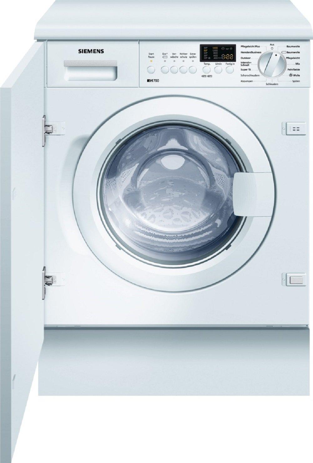 Einbauwaschmaschine