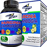 Biosphere Labs Purest Garcinia Cambogia Extract, Highest Grade & Quality 95% HCA (Best Formula) - Pure & Potent with Extra Strength - Safe & Effective Weight Loss Supplement 60 Capsules
