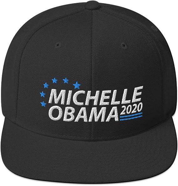 Hogue WS LLC Michelle Obama 2020 Hat (Embroidered Dad Cap