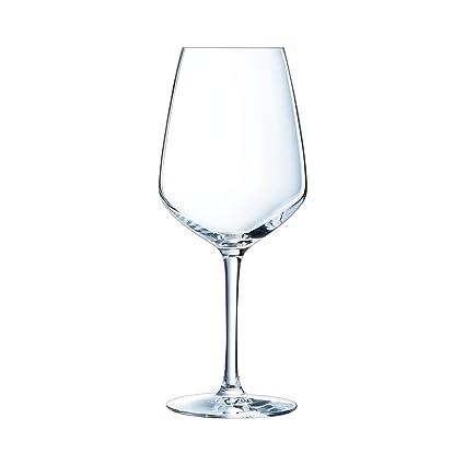 Arcoroc n5993 pie Vina Juliette, 50 cl, cristal Ultra transparente ...