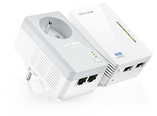 26 opinioni per TP-LINK TL-WPA4225 KIT- PowerLine network adapters (0- 40 °C, -40- 70 °C, 10-