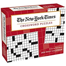 The New York Times Crossword Puzzles 2019 Day-to-Day Calendar