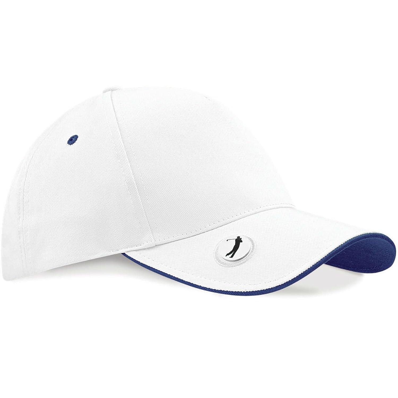 Beechfield Pro-Style Ball Mark Golf Cap, verschiedene Farben