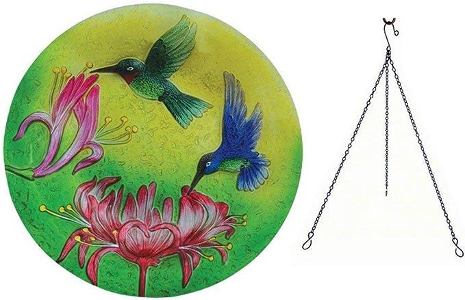 Songbird Trio Birdbath by Songbird Essentials Stand, Hanging, Stake