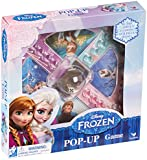 Disney Frozen Pop Up Board Game Styles Will Vary