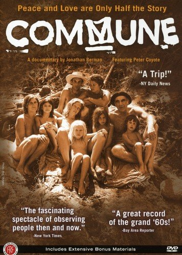 DVD : Creek Hanauer - Commune (2006) (Black & White)