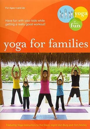 Amazon.com: Yoga para las familias: conecta con sus hijos ...