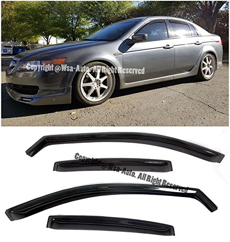 Compare Price To 2005 Acura Tl Rain Guards