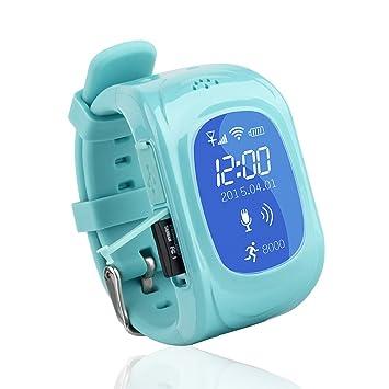 Reloj para Niños, Reloj Infantil Pulsera Inteligente Reloj ...