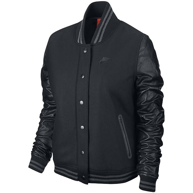 Veste Destroyer Sportswear En Nike Cuir X Noir Large wqUa7g