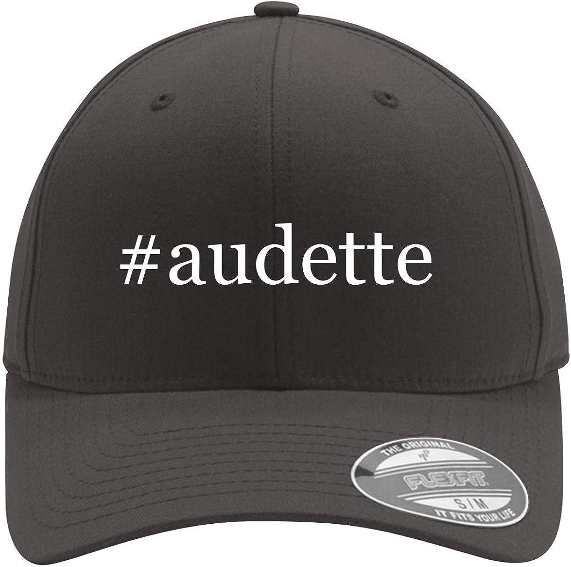 #audette - Adult Men's Hashtag Flexfit Baseball Hat Cap