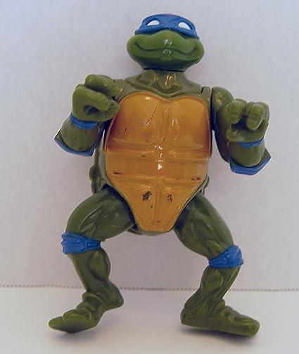 Amazon.com: Mirage Studios 1991 Leonardo TMNT Ninja Turtle ...