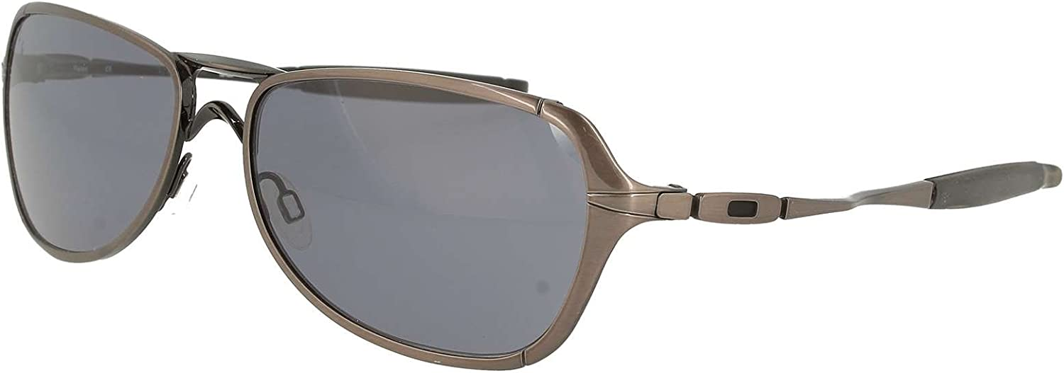 : Oakley Felon Sunglasses (Brushed Chrome Matte