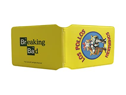 Breaking Bad - Los Pollos (Portatessere) Merchandising ...