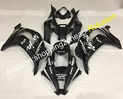 nueva llegada motocicleta carenado para Kawasaki Ninja ZX ...