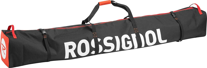 Rossignol Tactic 1P 180 Bolsa Porta Esquis, Unisex Adulto, Negro, 125 RKFB200-0TU