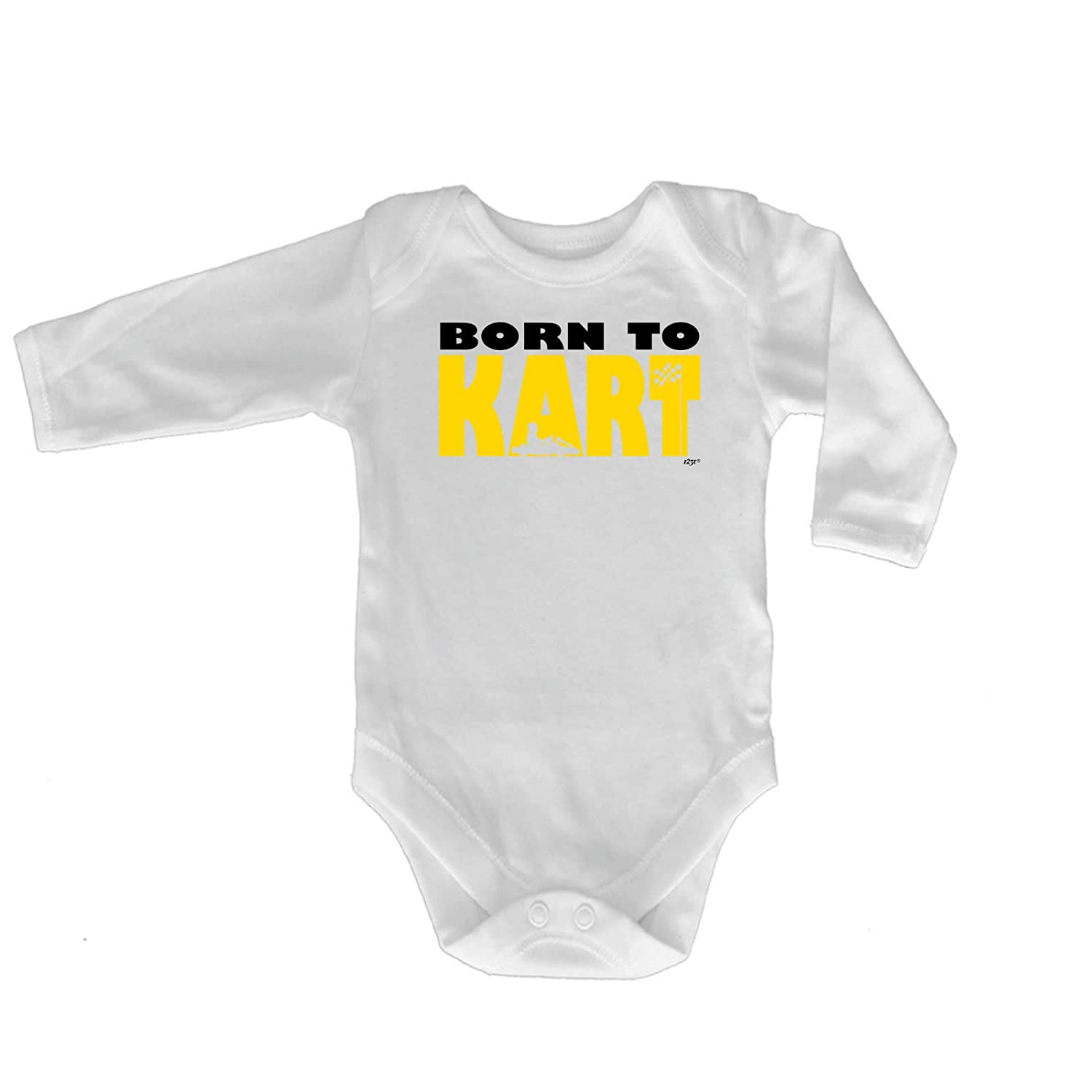 123t Funny Babygrow - Jumpsuit Romper Pajamas Gifts Gift Novelty Babygrows Brand 568