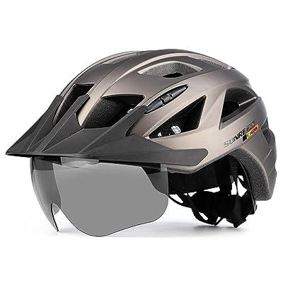 Unisex Men Women Adjustable Safety Helmet Cycling Helmet Bicycle Bike Motorcycle