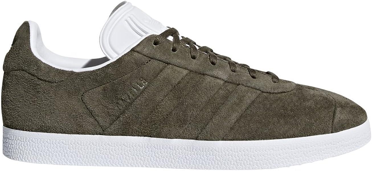 7226097d408e70 adidas Men s Originals Gazelle Stitch and Turn Shoes (7.5 D(M) US)