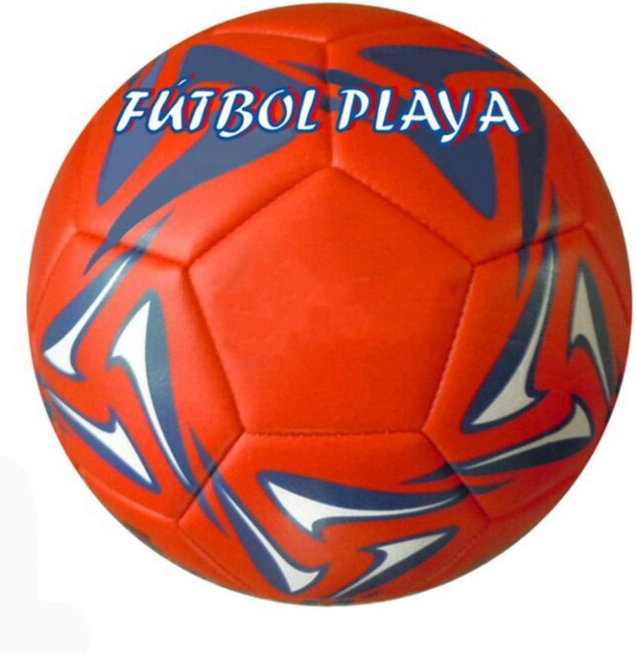 Solmar Balón de fútbol para Playa: Amazon.es: Hogar