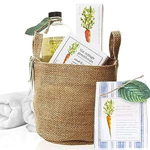 The Cottage Greenhouse Gift Set - Carrot & Neroli