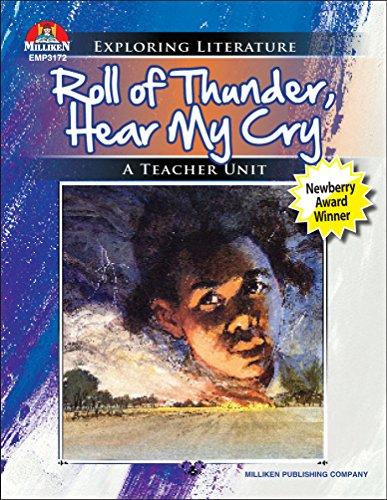 Roll of Thunder, Hear My Cry (Exploring Literature Teaching Unit) (Roll Of Thunder Hear My Cry Ebook)