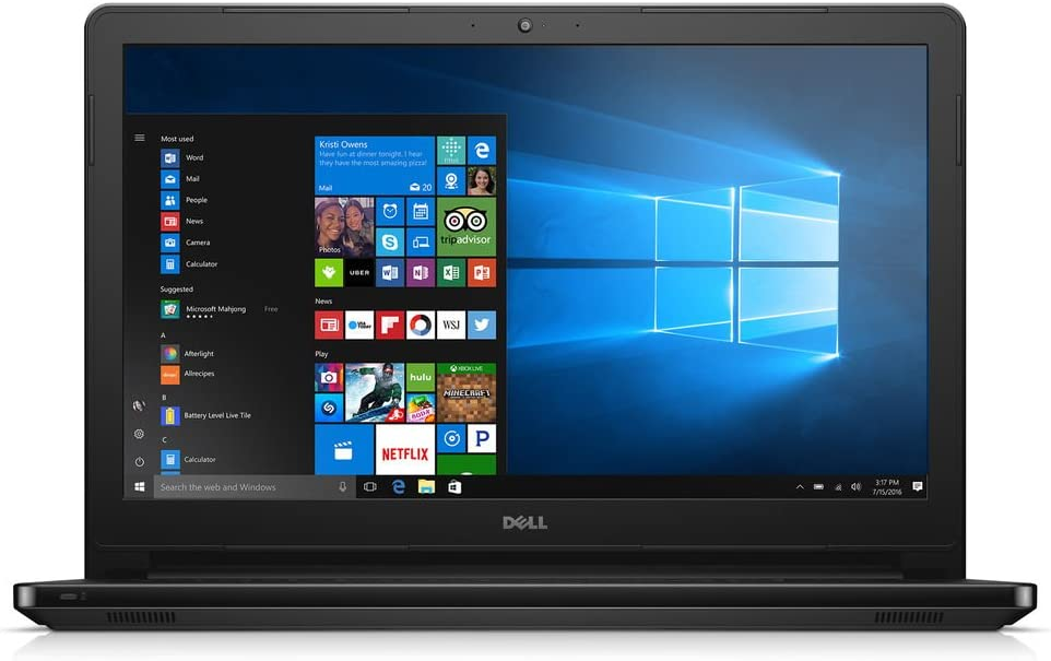 Dell Inspiron Premium 5000 Series Business Laptop, 15.6