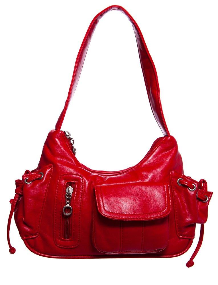 Small Functional Hobo women handbag Shoulder Handbag by Handbags For All