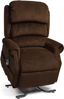 StellarComfort UC550-L Tall Zero Gravity Lift Chair Recliner - French Roast (Curbside Delivery  sc 1 st  Amazon.com & Amazon.com: StellarComfort Collection UC680 Zero Gravity Lift ... islam-shia.org