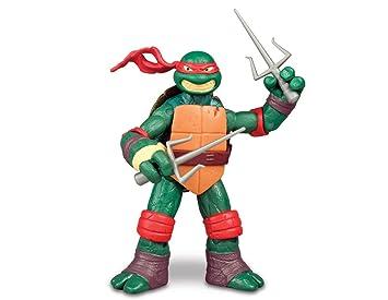 Figura Tortugas Ninja Raphael Acción