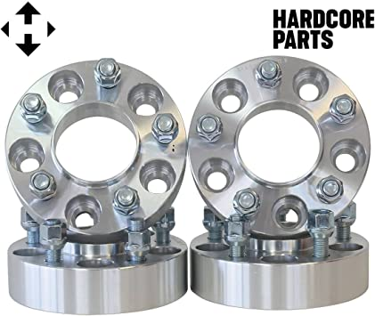 "1/"" 5x4.5 HUBCENTRIC Wheel Spacers Wrangler TJ Cherokee Liberty 4"
