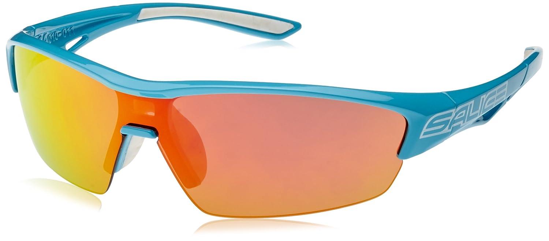 Salice 011RW Sonnenbrille, Türkisblau