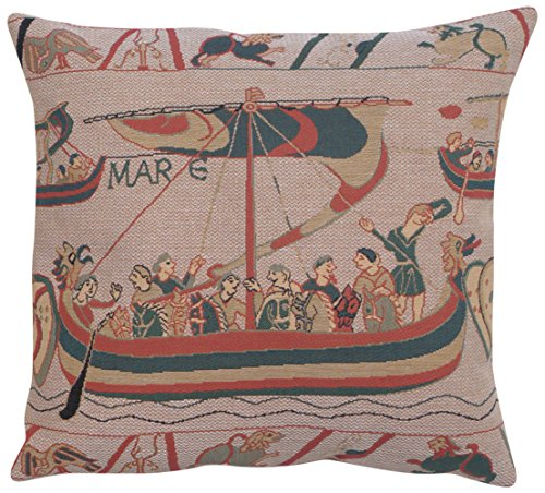 Home Furnishings, Bayeux William European Belgium Tapestry for sale  Delivered anywhere in USA