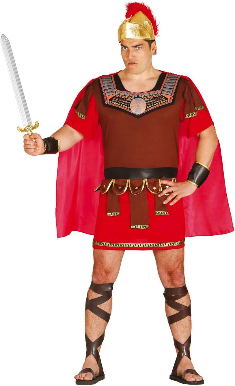 FIESTAS GUIRCA Disfraz Hombre centurión Romano Talla l: Amazon.es ...