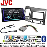 JVC KW-R930BTS Double 2 DIN CD/MP3 Player iHeart Review and Comparison