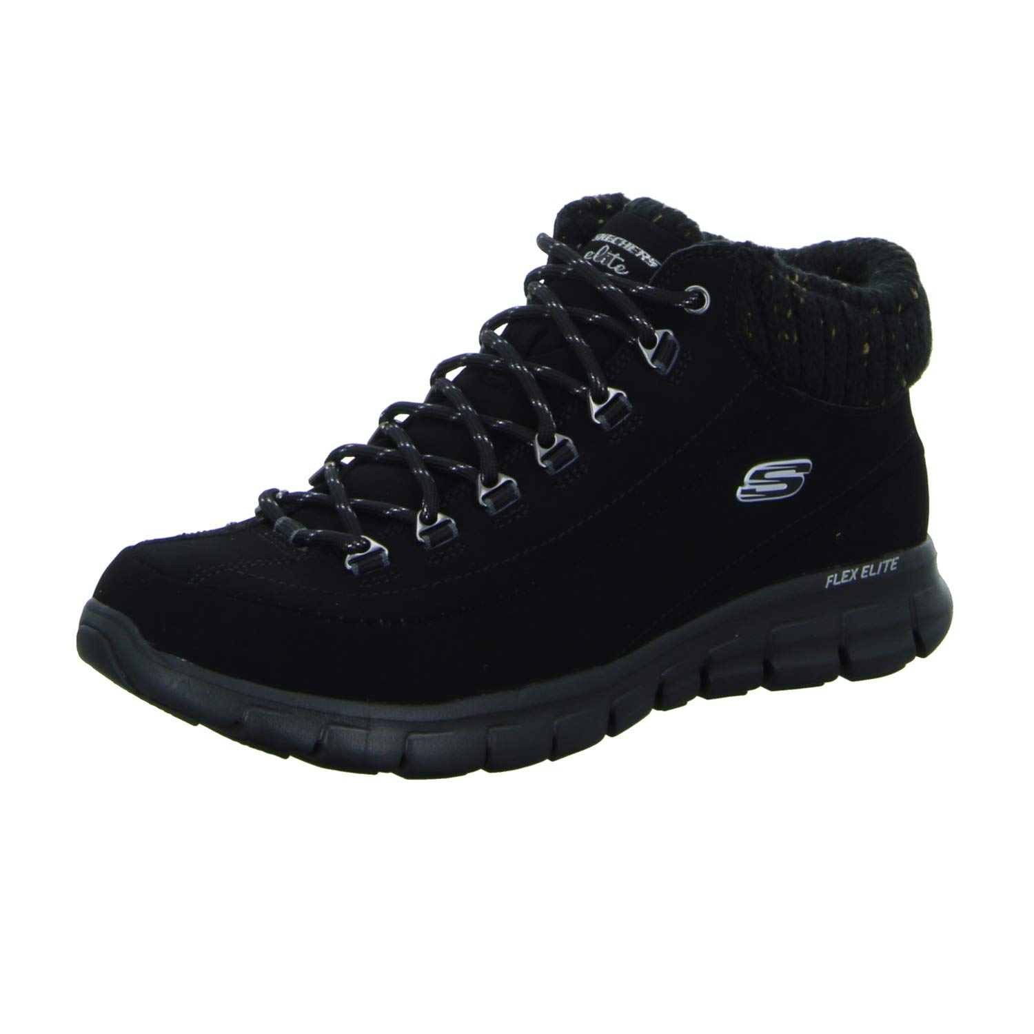 Skechers (SKEES Nights, Synergy-Winter Nights, Baskets Sportives (SKEES Femme Skechers Nero 54e8d51 - jessicalock.space