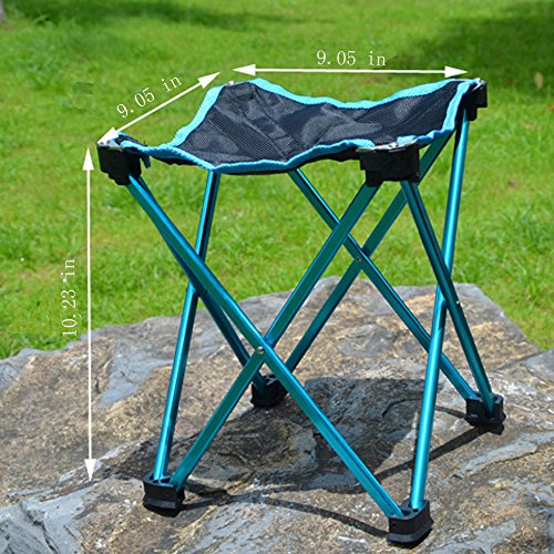 Surprising Amazon Com Begrit Mini Camping Stool Folding Chairs Cjindustries Chair Design For Home Cjindustriesco