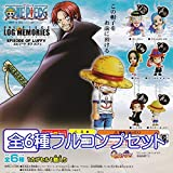One Piece Log Memories Episode of Luffy anime Figures Collectibles Gacha Bandai (all six Furukonpu set)