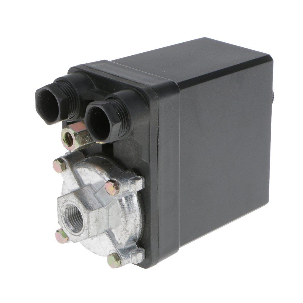 Valvola Di Controllo Del Pressostato Del Compressore Daria A Singola Porta Trifase SG-4A