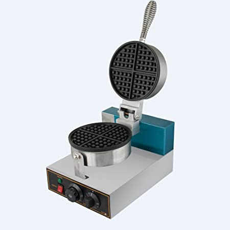 zinnor belga Waffle Maker, horno eléctrico Huevo tarta Puff |110 V ...