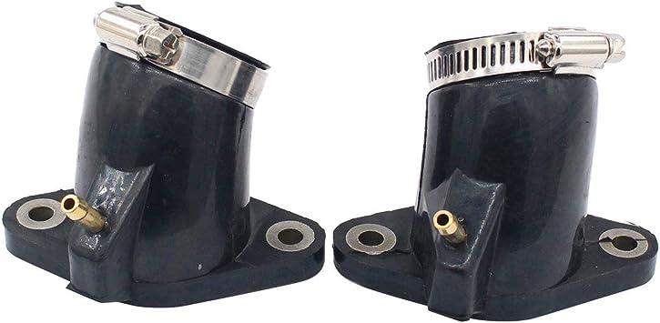 New Carburetor Carb Intake Manifold Holder Boot For Yamaha XVS650 V-Star Classic