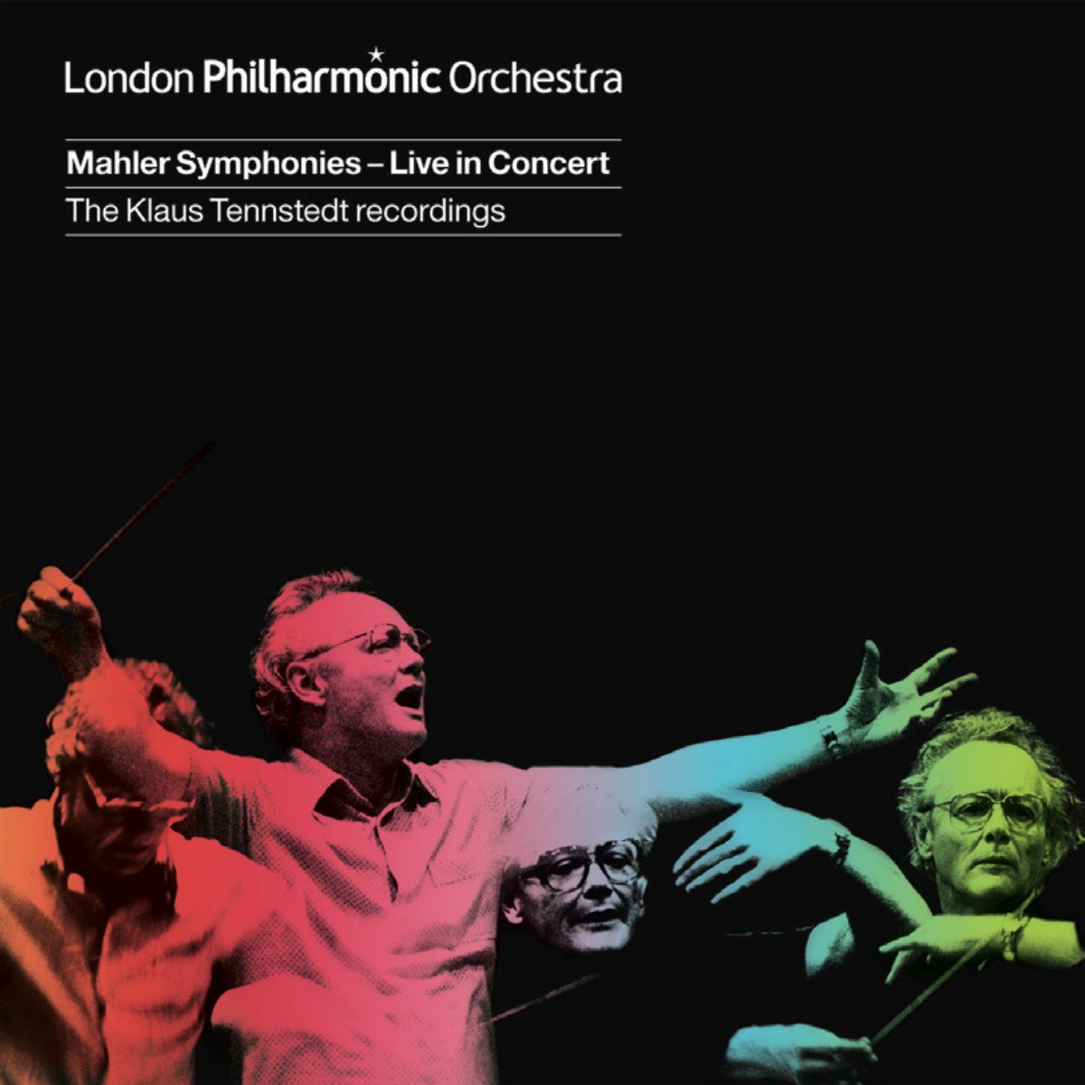Mahler Symphonies - Live in Concert by LPO