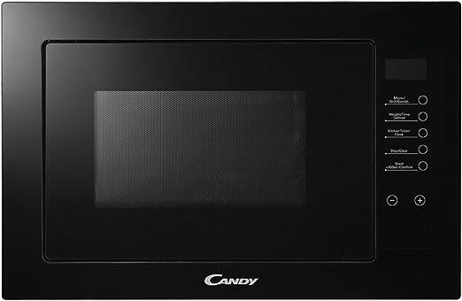 Candy MICG25GDFN - Microondas de encastre con grill, 25 L, 900 W ...