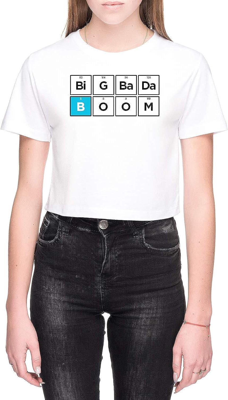 Boron Mujer Camiseta De Tirantes Blanco Todos Los Tamaños Women's Tank T-Shirt White